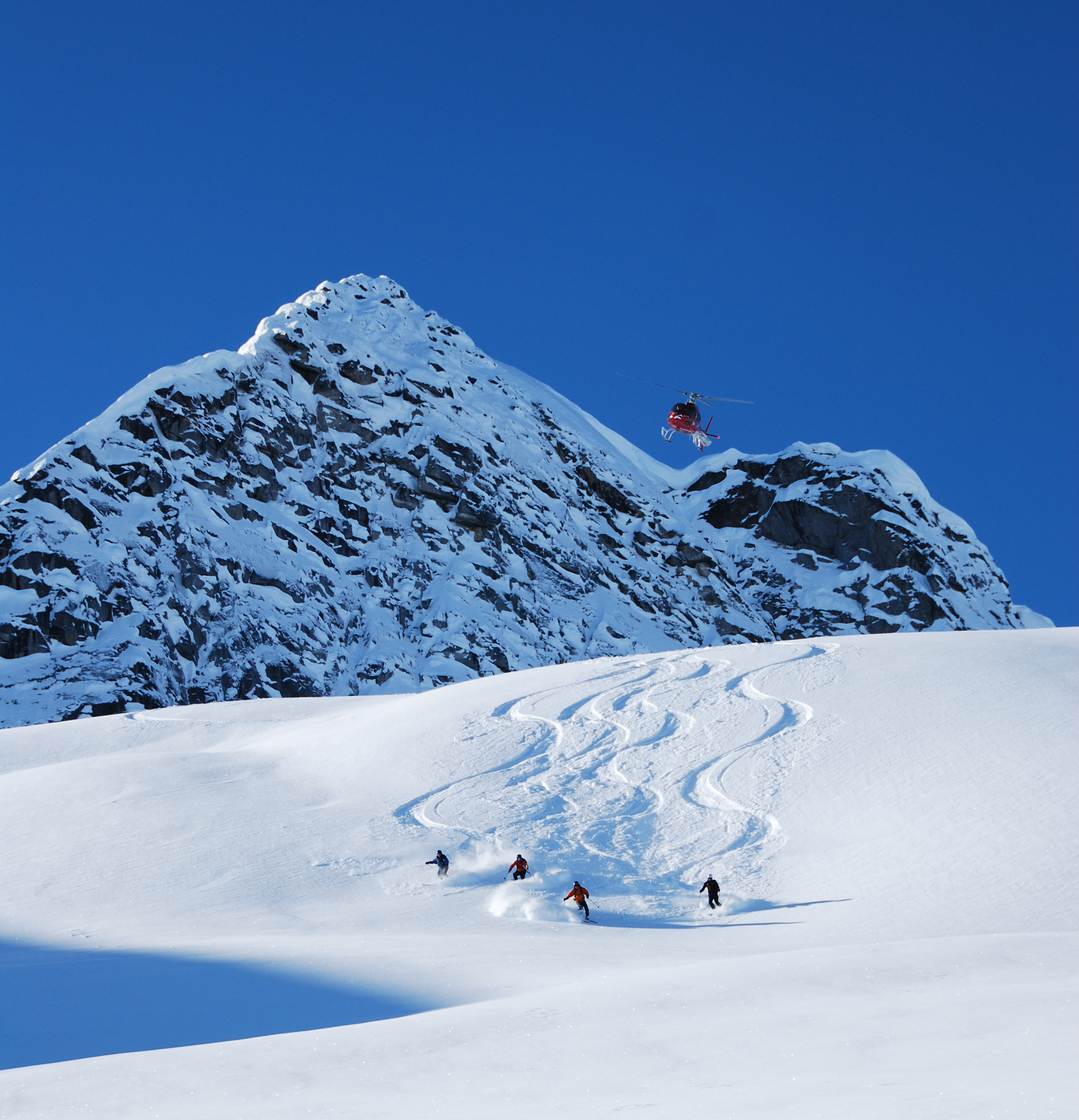 Early Season Heli-Skiing Deals from Northern Escape