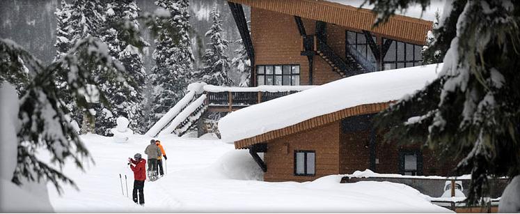 Cariboos Heliskiing Lodge, CMH