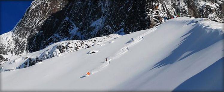 CMH Canadian Mountain Hoildays Adamants Heliskiing Canada
